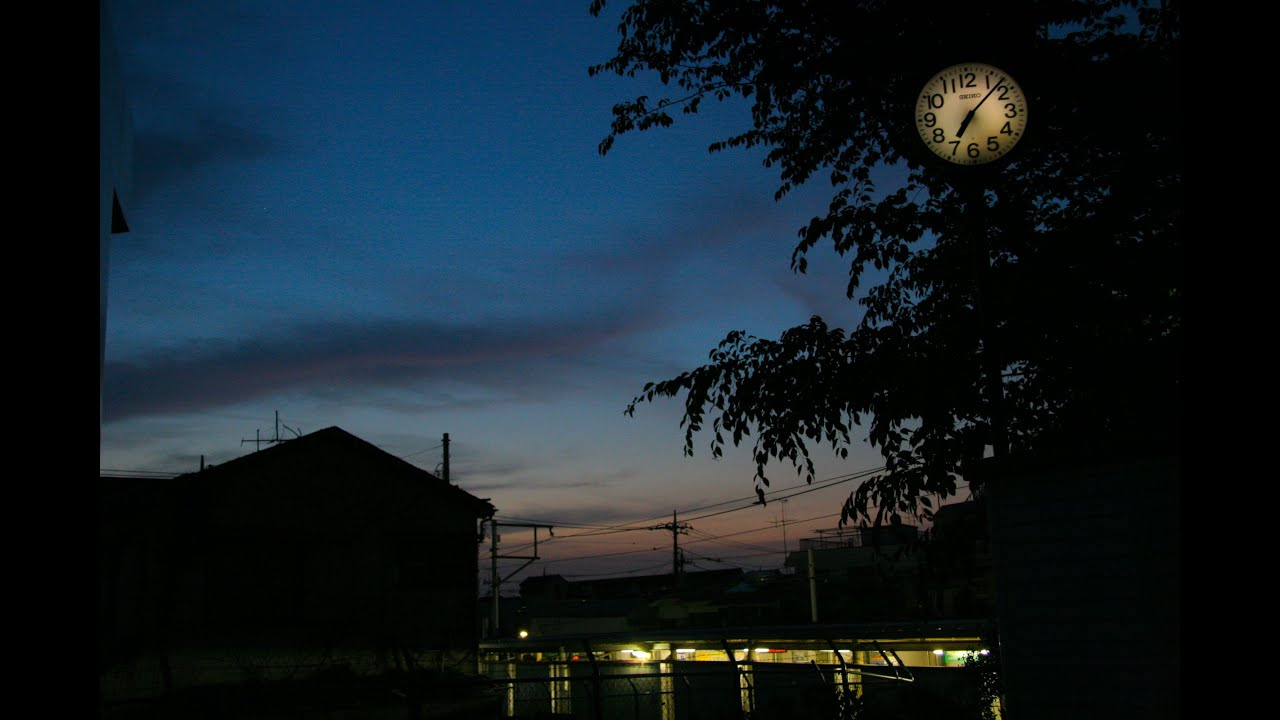 夜 の 森 タイピング