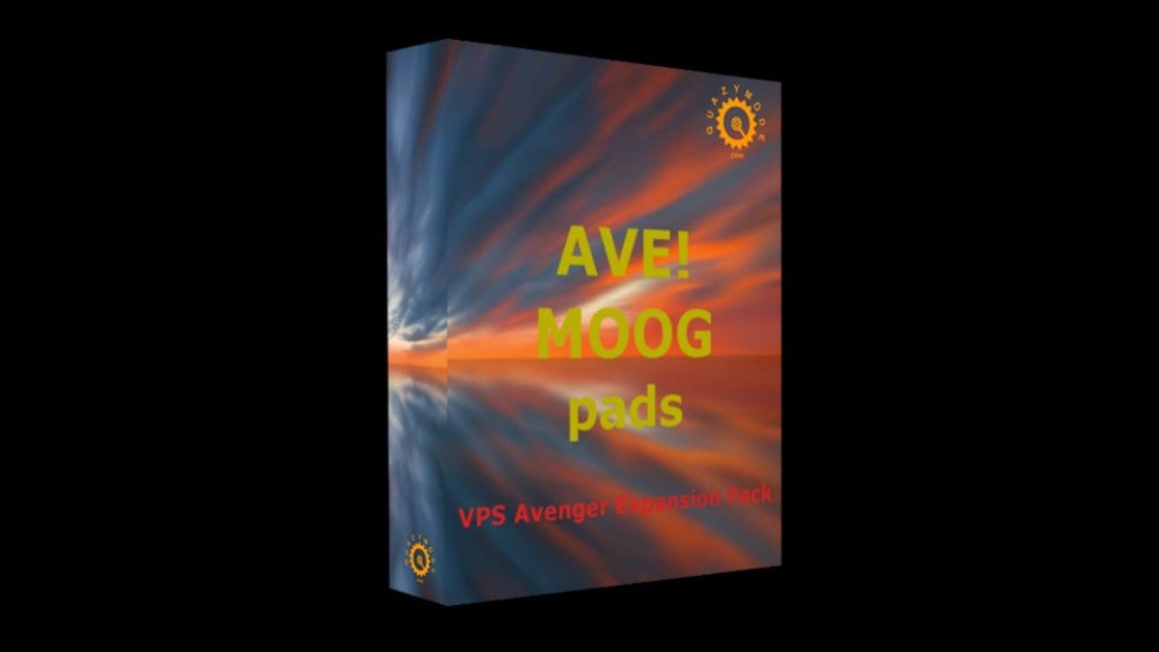 Ave!Moog Pads VPS Avenger Expansion Pack