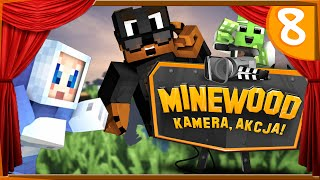 Minecraft: MINEWOOD - KAIKO ZOSTAJE AKTOREM! | II MIEJSCE! - [#9] - www.minewood.pl