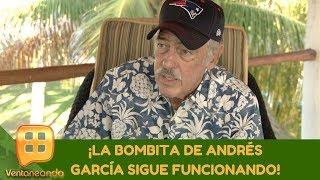 ¡La bombita de Andrés García sigue funcionando! | Programa del 24 de enero de 2020 | Ventaneando