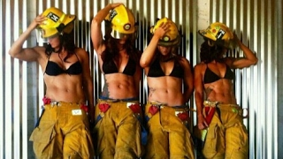 Sexiest Female Fire Fighter I Ever Seen