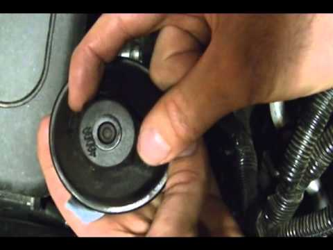 2010 Chevy Equinox Oil Type >> Finding And Removing The Oil Filter On A 2010 Chevrolet Equinox