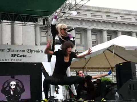 2008 gay pride san francisco