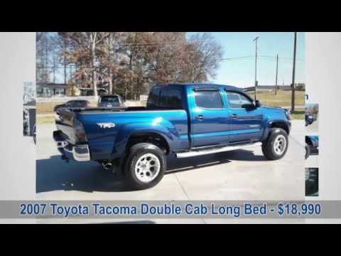 2007 toyota tacoma double cab for sale in maryville tn youtube. Black Bedroom Furniture Sets. Home Design Ideas