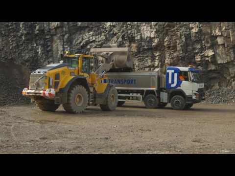 A Day in the Life of a Tipper Truck Driver - TJ Transport