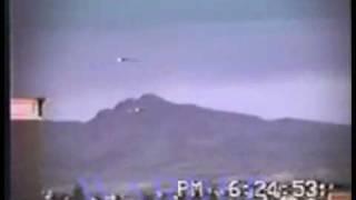 Black Mountain Nevada UFOs (short version)