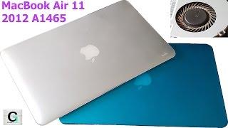 видео Ремонт MacBook Air 11 (МакБук Эйр 11) в Москве