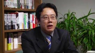 151217 【イントロ】岩上安身による京都精華大学専任講師・白井聡氏インタビュー