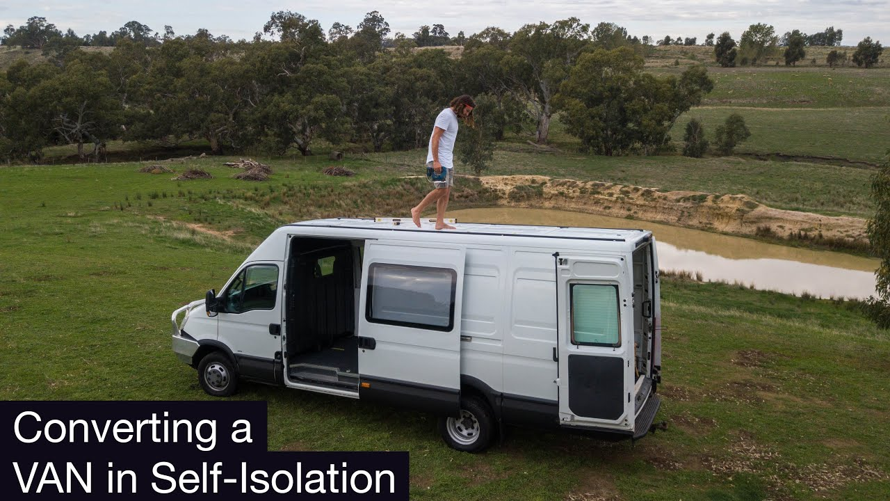 Building An Off Grid Tiny House In Self Isolation Van