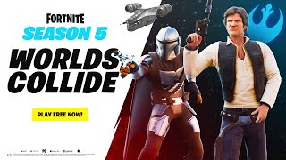 Fortnite Season 5 Trailer
