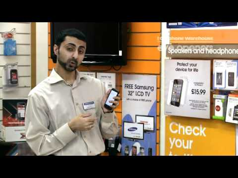 HTC 7 Trophy - How to use Voice search and recognition - The Carphone Warehouse - eye openers