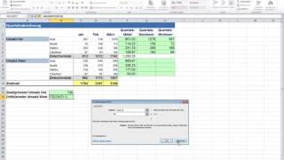 Tutorial Excel - KKLEINSTE - KGRÖSSTE