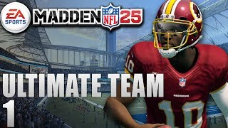 Madden 25 Ultimate Team : The Grind Starts Again | First Game Online Ep.1