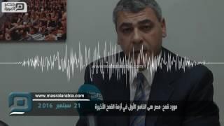 مصر العربية | مورد قمح: مصر هى الخاسر الأول في أزمة القمح الأخيرة
