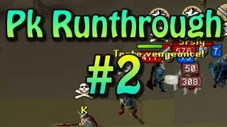 Runescape So Wreck3d Pk Run Through #2 | Lay Back & Enjoy!