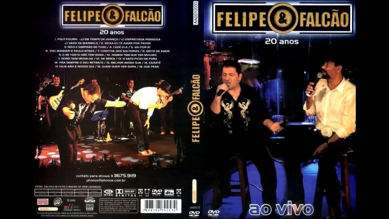 BAIXAR CADE MUSICA ELA FALCAO E FELIPE