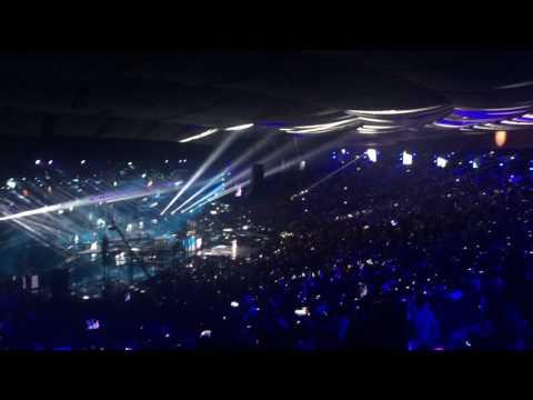 Jonas Blue Ft Liza Owen - By Your Side at NET 4.0 ( 21 mei 2017 )