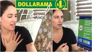 Dollarama Haul