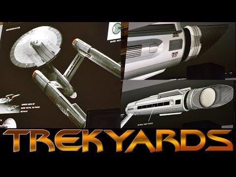 Disc Enterprise Alpha Sketches Revealed - Trekyards