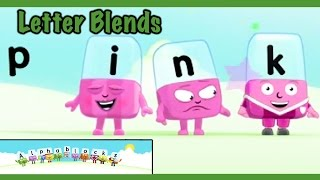 "Alphablocks - Word Magic ""PINK"" & ""SHRINK"" (Green Level)"