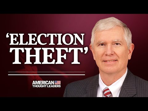 Will the U.S. House of Representatives Decide the Next President?—Rep. Mo Brooks on Election Fraud