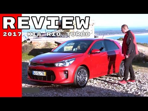 2017 Kia Rio Turbo Review
