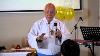Beatitudes Reflection by Fr Richard Ho Lung at Faith on Tap