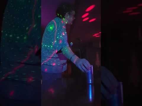 Karaoke fun Rod stewart Young turks