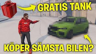 GTA 5 CASINO HEIST - SPELA GTA IDAG FÖR ATT FÅ GRATIS 'RC TANK' *PIMPAR REBLA GTS*