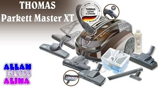 Моющий пылесос THOMAS Parkett Master XT AQUA-BOX