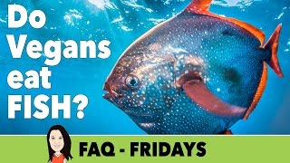 FAQ Friday: Do Vegans Eat Fish?
