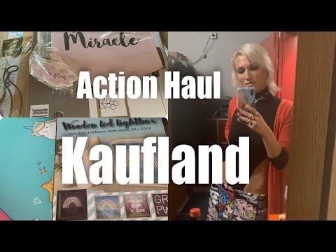 Action Kaufland Haul | deko und Krims Krams Januar 2020