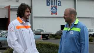 George Calombaris interviews Bulla Company Director James Downey Thumbnail