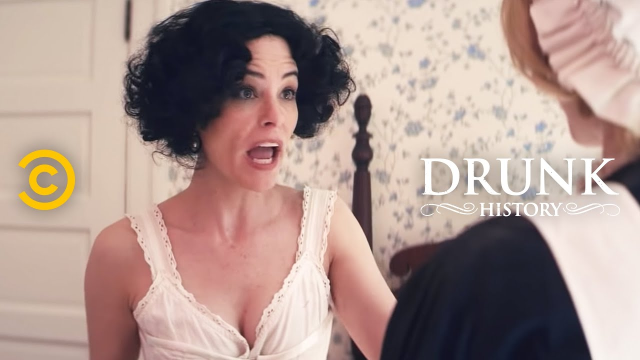 Mary Phelps Jacob Invents the Modern Bra (feat. Parker Posey) - Drunk History