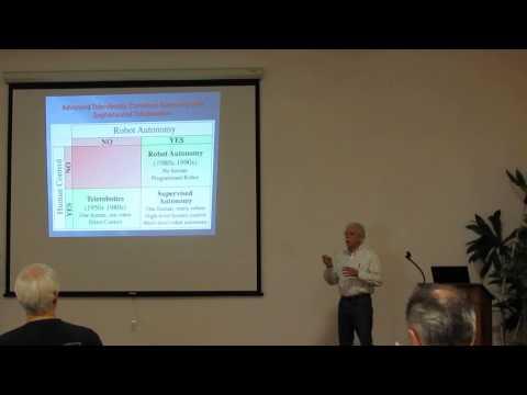 Al Anzaldua - Cis-Lunar Space Talk - Part 1 of 4