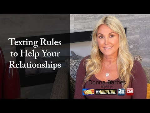 RULES OF TEXTING A CRUSH w/ Meghan Rienks from YouTube · Duration:  1 minutes 29 seconds