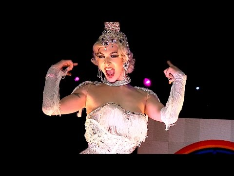 "Violet Chachki ""Slice of Heaven"" · Starlight Cabaret Show 2015 · Atlanta Drag Queen & King Show"