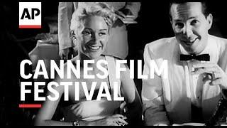 First Cannes Film Festival - 1946 | Movietone Moment | 18 September 2020