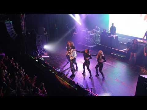 Wisin - Vacaciones - Live - Concierto House of Blues / Orlando, Florida / May.06.2017