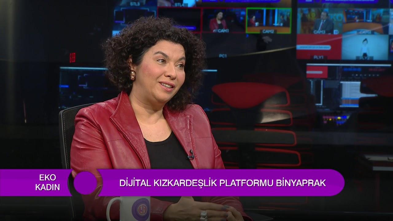 Dijital Kızkardeşlik Platformu Binyaprak | Melek Pulatkonak