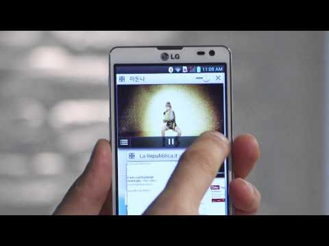 LG Optimus L9 II - Video presentazione LG in the Box