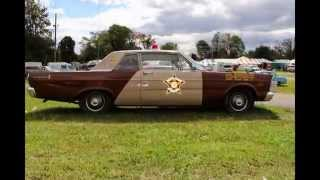 1965 Ford Custom 500 Sheriff's Car For Sale