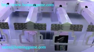 win 2 ipads prize redemption game machine key master arcade game machine www hominggame com
