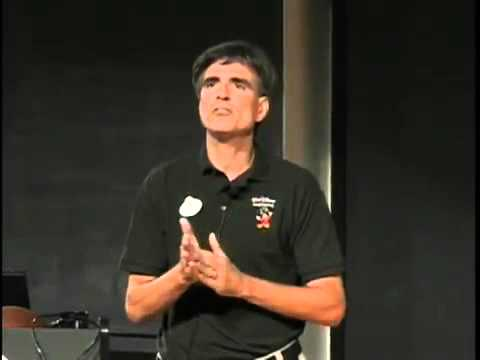 Clip from Randy Pausch Last Lecture  Achieving Your Childhood Dreams