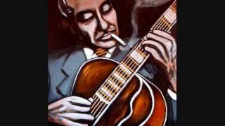 Django Reinhardt - My Melancholy Baby - Rome, 01or02. 1949