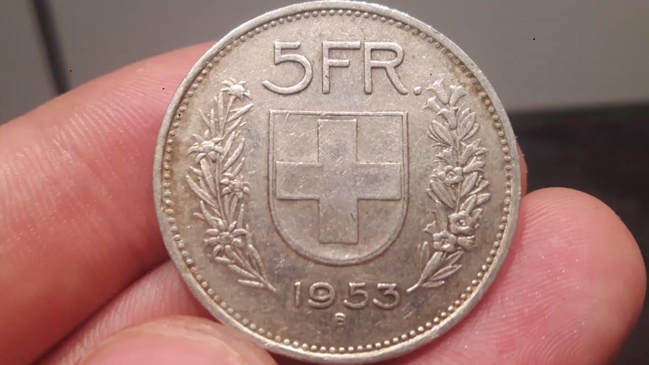 5fr coin