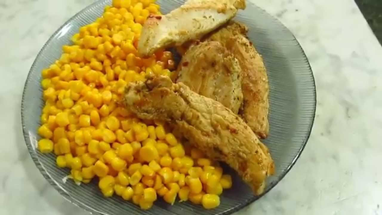 comidas rapidas y faciles de hacer pechuga de pollo