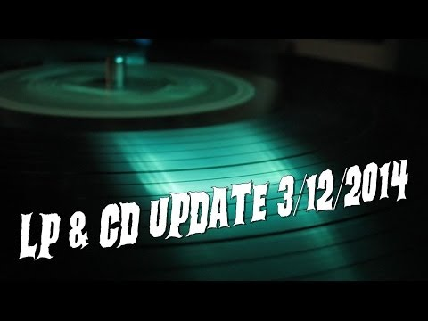 VINYL LP & CD UPDATE 3/12/2014 (Rock N' Roll, Classic Rock) VINYL COMMUNITY