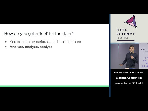 Gianluca Campenella: From PhD to life, using science to get a job in data.