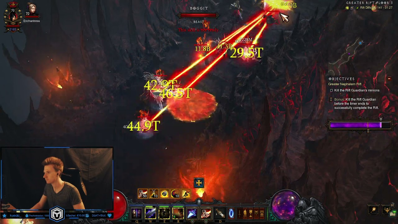 [D3 2.7.1] S24 R1 Solo Wizard GR141 60h Playtime